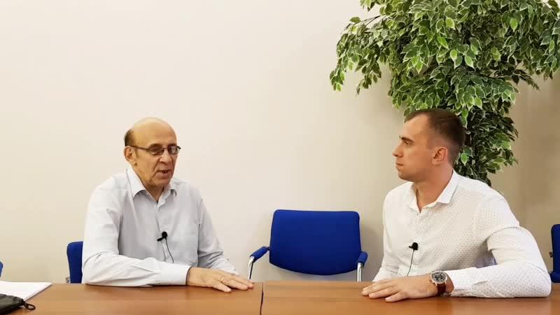 Александр Аркадьевич Нурмин - интервью.