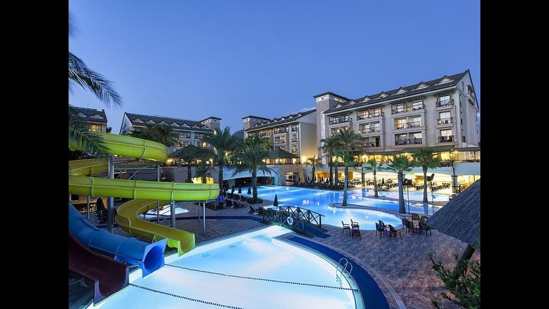 Alva Donna Beach Resort Comfort 5* - Турция, Сиде