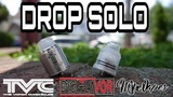 DROP SOLO Rda By TVC &amp Digiflavor - Build &amp Wick - Mike Vapes