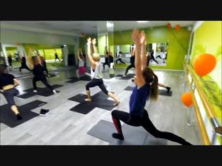 Yoga (открытая тренировка 5 лет olymp fitness)