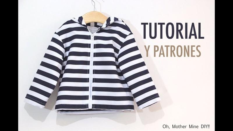 Costura Chaqueta para Niños patrones gratis hasta talla 8 años смотреть онлайн без регистрации