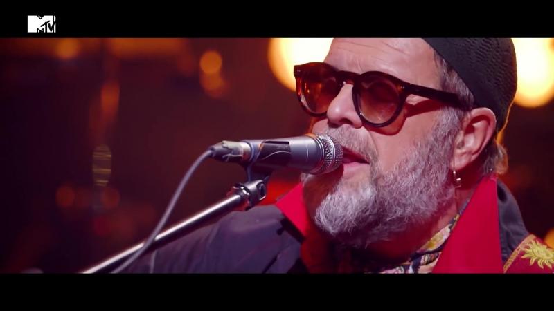 Б. Гребенщиков и группа Аквариум - Государыня /MTV Unplugged - 2018