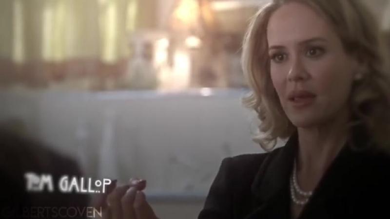 Billie Dean Howard / Sarah Paulson in American Horror Story vine