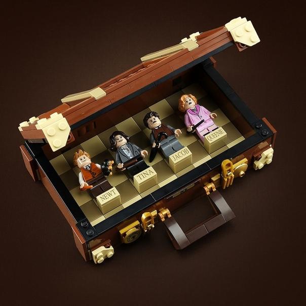 #FantasticBeasts #Lego
