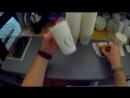 как создается логотип на кофейных стаканчиках