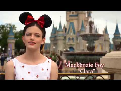 At Disneyland Orlando! For The Nutcracker and the Four Realms — Mackenzie Foy — 2018