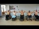 Тренировка к Чемпионату Удмуртии по бодибилдингу.