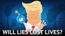 Will Trump's lies cost lives? Killer cognitive bias, air pollution and climate change.