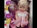 Кукла с аксессуарами в коробке