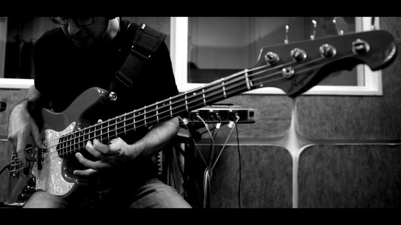Pop Slap Blues - Thomas Laffont Group (slap bass solo funk jazz fusion)