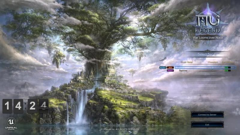 Mu Legend 1 - Régi szép idők