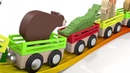Развивающий мультик про машинки - Песенка для детей от 1 года