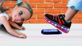 РАЗДАВИЛИ ТЕЛЕФОН! Мультик куклы Барби Для девочек Мама барби и Маша все серии про куклы игры в дочки матери распаковка мультики 2018