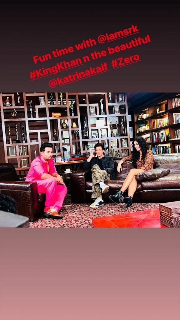 Фильм Ананнда Л. Рая с Шах Рукхом в главной роли - Страница 5 XBnH8338D6s