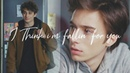 Lucas Eliott    •I think i'm Fallin' for you •  