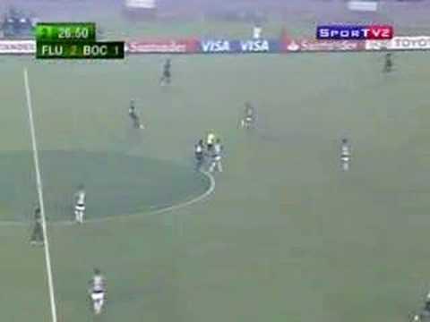 Fluminense 3x1 Boca Juniors - Luiz Penido