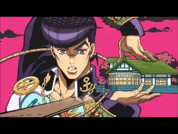 Jojo's Bizarre Adventure: Diamond is Unbreakable ED(I Want You)(Alternate Starting Point)