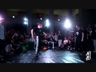 Ай Да Баттл | All styles 1/4 | Дочь Шахтера vs. Клубника