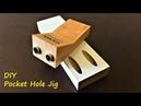 Making a Pocket Hole Jig under 5$ Vida Yeri Açma Aparatı
