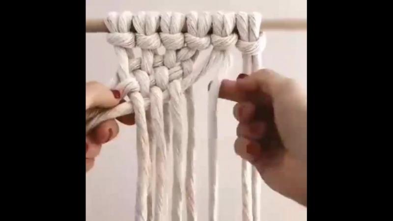 Serap ile elsanatlari - плетение