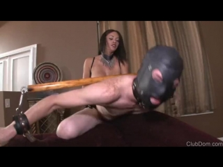 Pounding the man pussy  [strapon, domina, femdom, mistress, goddess]