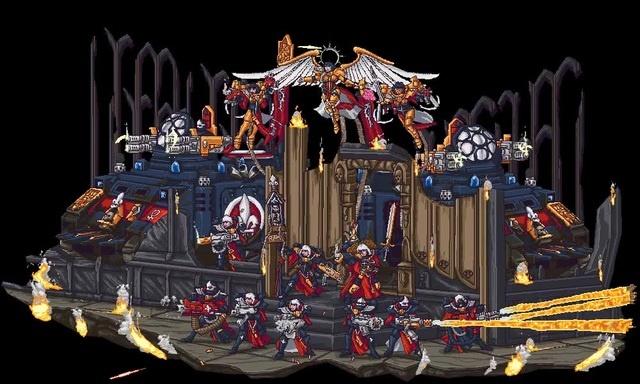 Warhammer BFG Division