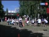 В детском саду № 40 прошёл спортивный праздник «Лето. Спорт. Здоровье»