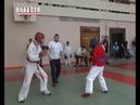 Соревнования по рукопашному армейскому бою