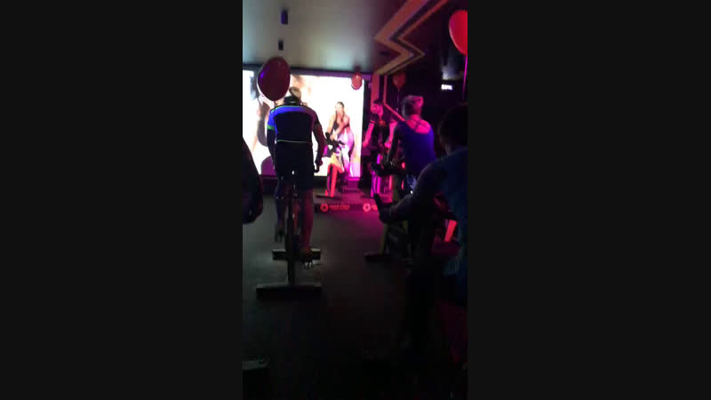 Dance Cycle Party