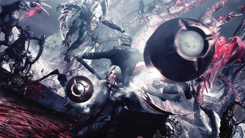 Devil May Cry 5 - Dante Vergil JACKPOT