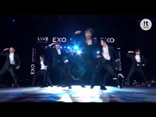 [!t LIVE] 190228 SPECIAL STAGE in SANTIAGO @ EXO