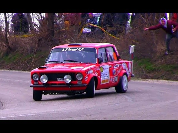 CREDOBUS Aquaprofit Eger Rallye Movie Lepold Sportvideo