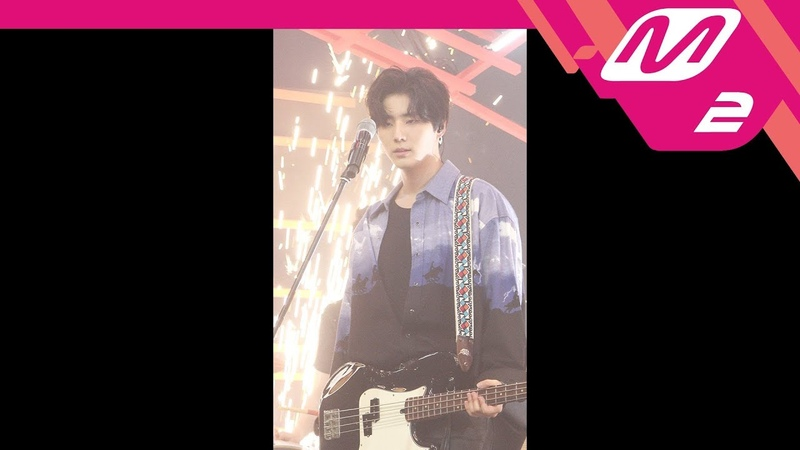 [Fancam MPD] 180628 DAY6 - Shoot Me ( YoungK Fancam) @ Comeback Stage | M COUNTDOWN
