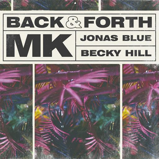 MK альбом Back & Forth