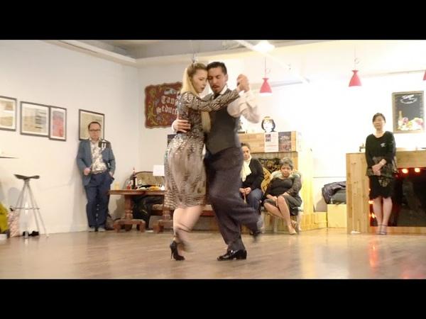 2018.03.03 - Jose Luis Salvo Carla Rossi - Show No.3
