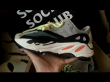 adidas yeezy boost 700 wave ruuner.(original version)