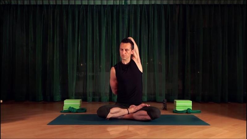 Хатха йога занятие 2