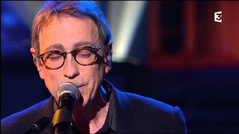 Alain Chamfort (Versions revisitées) : Géant live (concert 29 avril 2017 Salle Pleyel, Paris).
