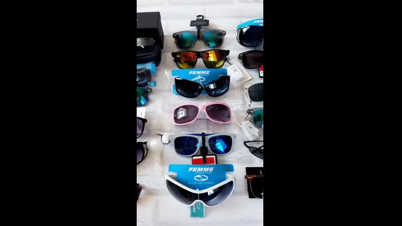 Сток 3 очки взрослые от солнца Италия, Германия