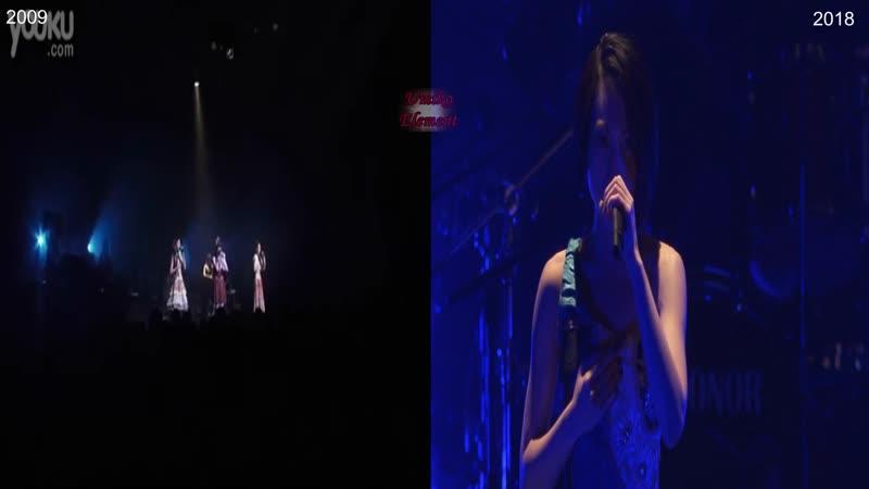 Lacrimosa- Live 2009 vs 2017 (Sub EspEng)
