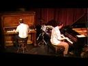 Scott Joplin's Original Rags 2-piano duet -- Tom Brier Carl Sonny Leyland