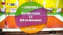 ПАО НПО Стрела 33 КБП им.Шипунова - Обзор матча - 10 тур СуперЛига АМФТО