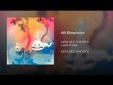 Kanye West &amp Kid Cudi - 4th Dimension ft. Louis Prima (Kids See Ghosts)