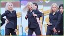 [4K] 190420 CLC 예은 직캠 (Crystal Clear) - BLACK DRESS(블랙드레스) @평화이음 콘서트/Fancam By 쵸리(Chori)