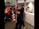 Ray Park stole the sword)