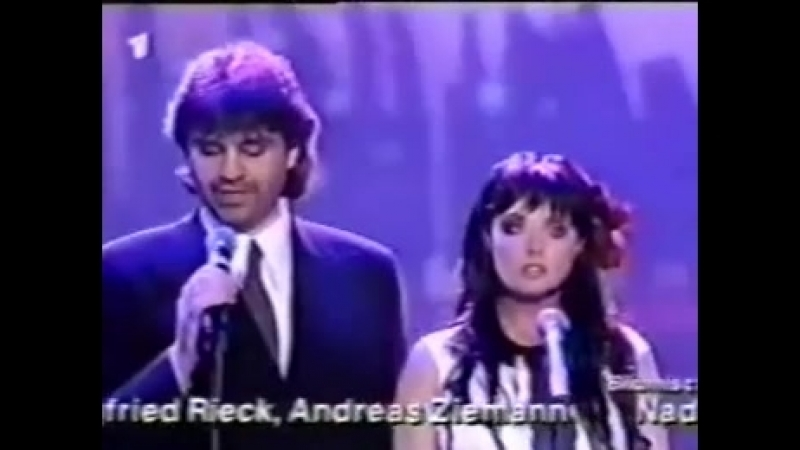 Time To Say Goodbye (With Andrea Bocelli) (Echo Awards, 1997)