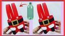 Artesanato Maria Figueiredo. DIY NATAL COM GARRAFA PET Compilado | Crafts for Christmas