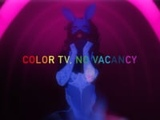 Color TV, No Vacancy