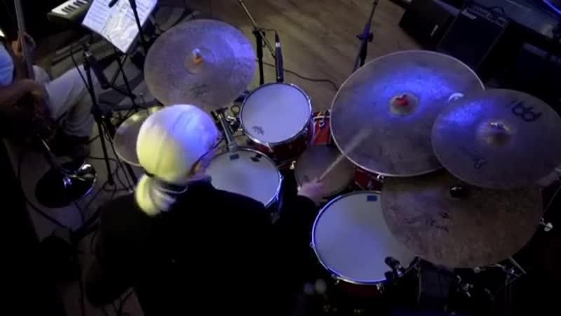Yogev Shetrit Trio - Eviatar - Live at Drumbite Jerusalem