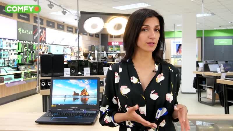 Acer Predator Helios 500 ▶️ Обзор ИГРОВОГО ноутбук